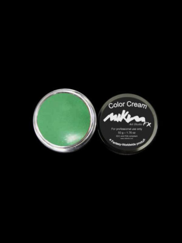 Groen iriserend