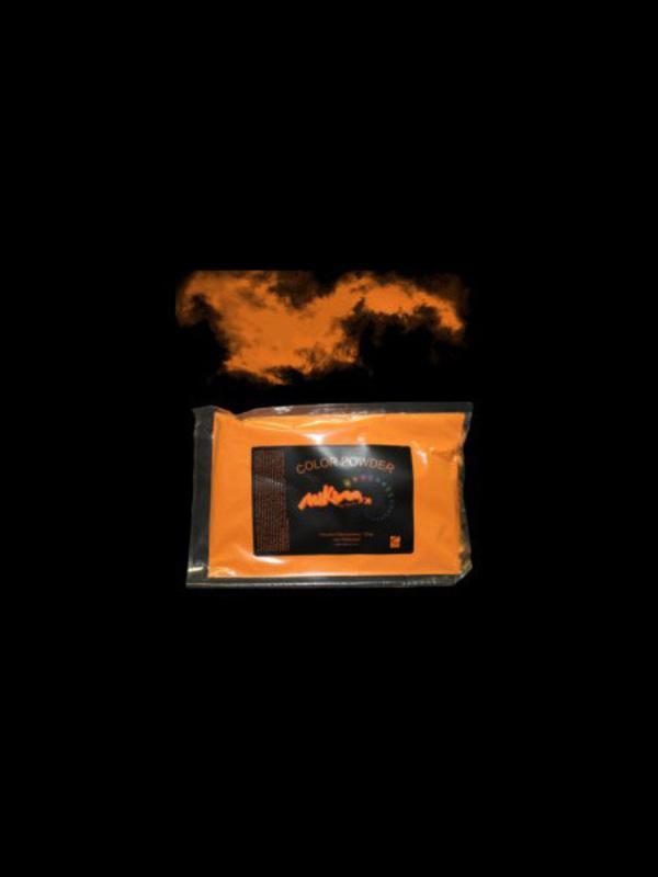 Holi poeder oranje 100 gram