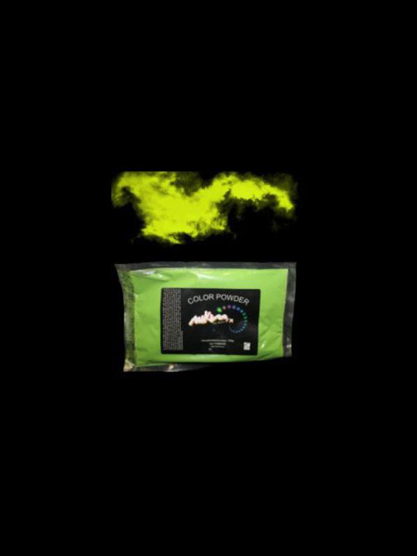 Holi poeder groen 100 gram