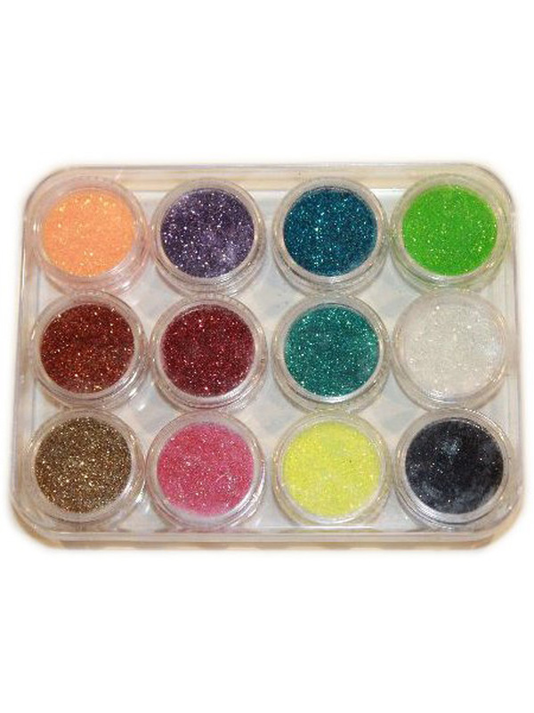 Magic Dust glitter set 3