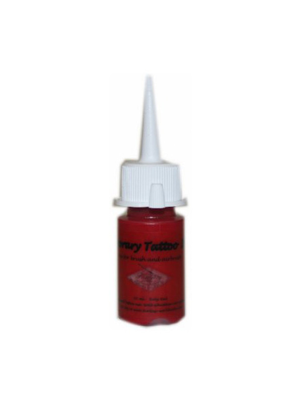 Tattoo inkt rood 20ml