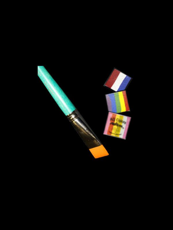 One stroke penseel