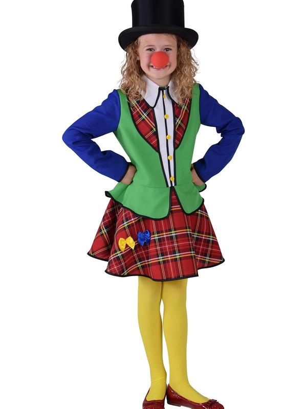 clown pipo jurk