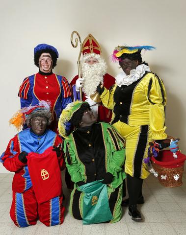 Cadé - Intocht Sinterklaas